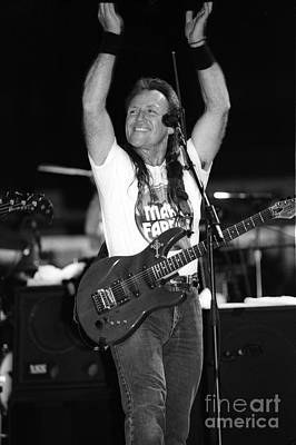 Mark Farner Poster by Concert Photos