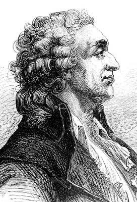 Marquis De Condorcet Poster by Collection Abecasis