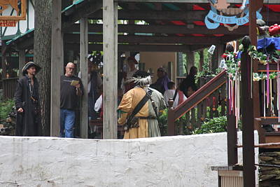 Maryland Renaissance Festival - People - 121283 Poster by DC Photographer
