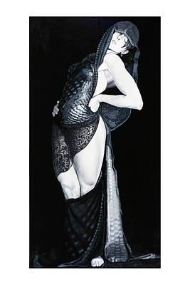 Mata Hari Poster by Mike Walrath