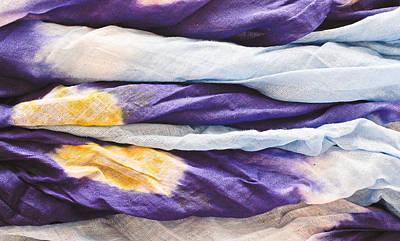 Mauritianian Cotton Poster by Tom Gowanlock