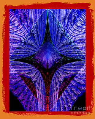 Meditation Poster by Gerlinde Keating - Galleria GK Keating Associates Inc