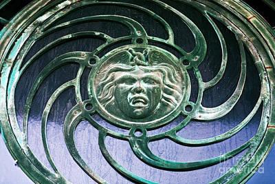 Medusa At Asbury Park  Poster by John Rizzuto
