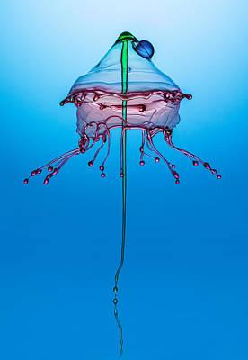 Medusa Poster by Jaroslaw Blaminsky
