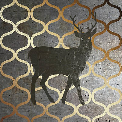 Metallic Nature I Poster by Andi Metz
