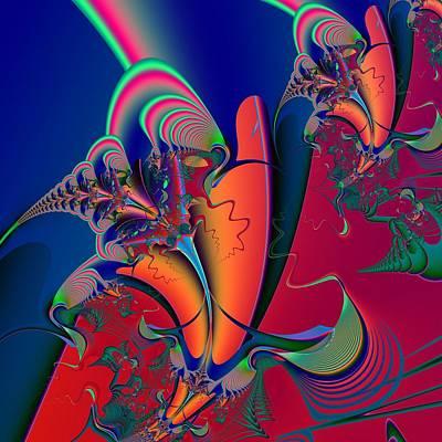 Metamorphosis Poster by Solomon Barroa