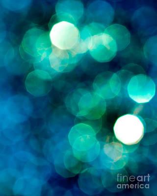 Midnight Magic Poster by Jan Bickerton