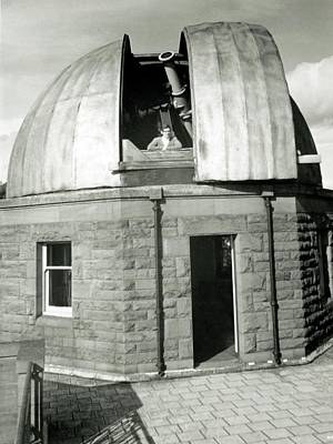 Mills Observatory Poster by Royal Astronomical Society