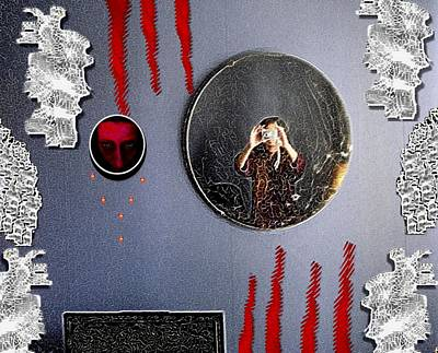 Mirror Mirror Poster by Pepita Selles