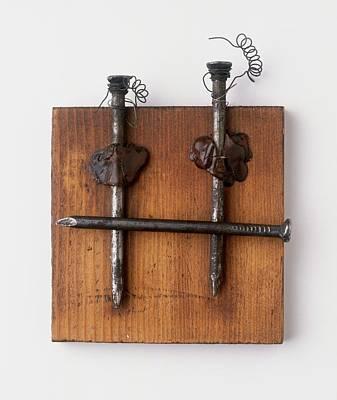 Model Of David Hughes's Experiment Poster by Dorling Kindersley/uig