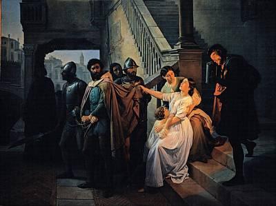 Molmenti Pompeo Marino, The Arrest Poster by Everett