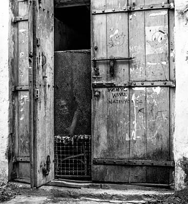 Mombassa Senior Poster by Alex Hiemstra