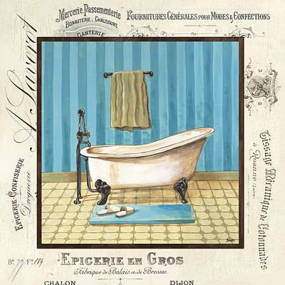 Monique Bath 1 Poster by Debbie DeWitt