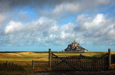 Mont Saint-michel Poster by RicardMN Photography