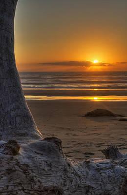 Moolack Sunset Poster by Mark Kiver