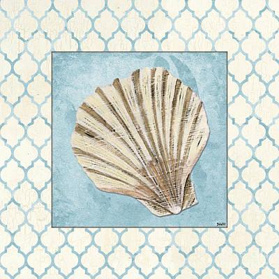 Moroccan Spa 1 Poster by Debbie DeWitt