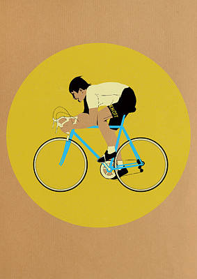 Moser Poster by Eliza Southwood