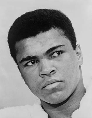 Muhammad Ali Poster by Ira Rosenberg