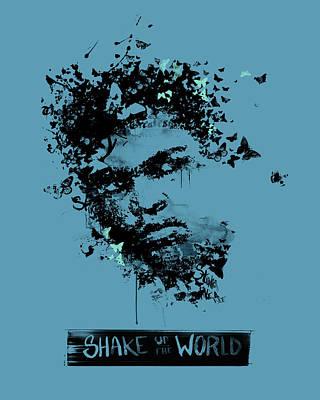 Muhammad Ali Poster by Pop Culture Prophet