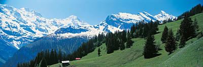 Murren Switzerland Poster by Panoramic Images