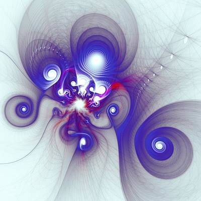 Mutant Octopus Poster by Anastasiya Malakhova