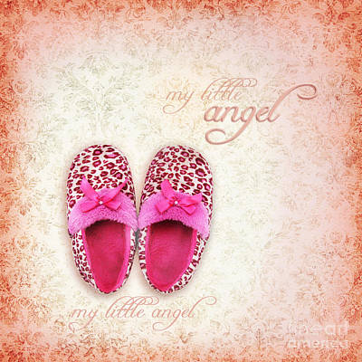 My Little Angel Poster by Prajakta P