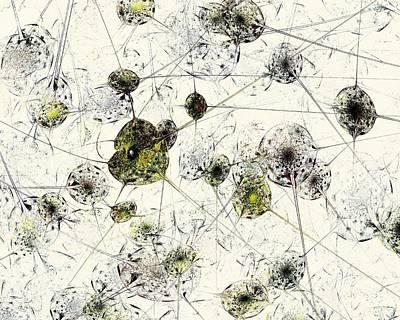 Neural Network Poster by Anastasiya Malakhova