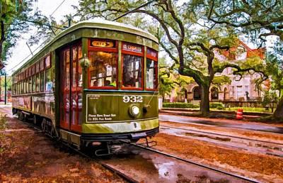 New Orleans Classique Oil Poster by Steve Harrington