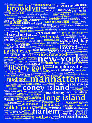 New York 20130709 Poster by Wingsdomain Art and Photography