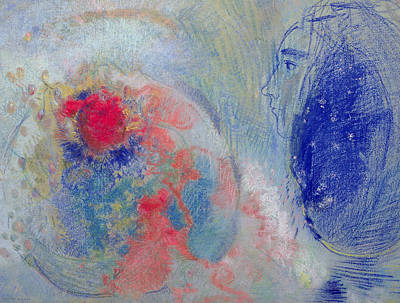 Night And Day Poster by Odilon Redon