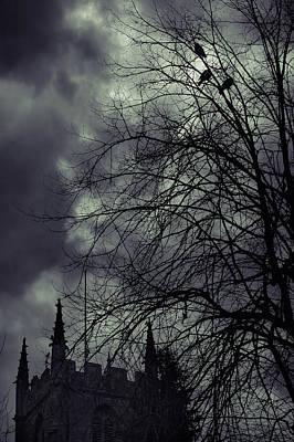 Night Poster by Svetlana Sewell