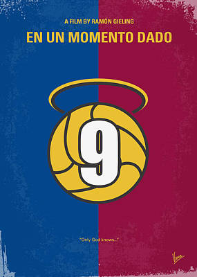 No272 My En Un Momento Dado Minimal Movie Poster Poster by Chungkong Art