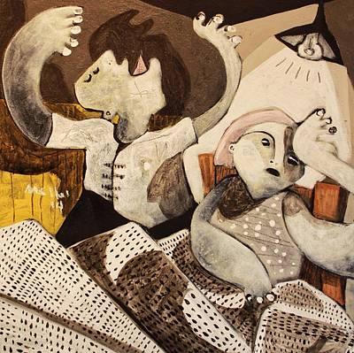 Noctis No. 7  Poster by Mark M  Mellon