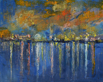 Nocturne Poster by Michael Creese