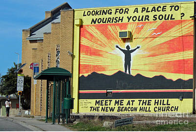 Nourishment Poster by Joe Jake Pratt