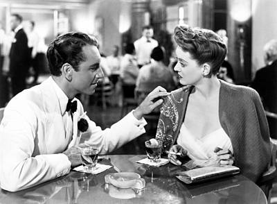 Now, Voyager, From Left, Paul Henreid Poster by Everett