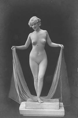Nude Posing, 1920s Poster by Granger