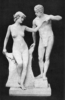 Nudes Posing, C1921 Poster by Granger