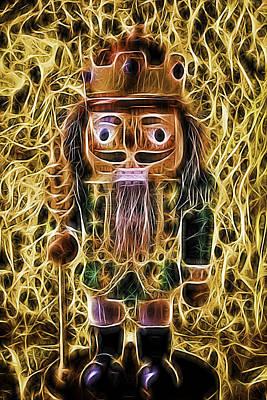 Nutcracker Glow Poster by Garry Gay