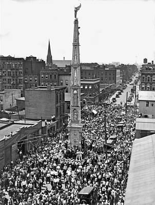 Ny Celebration Of St. Paulino  Poster by Underwood Archives