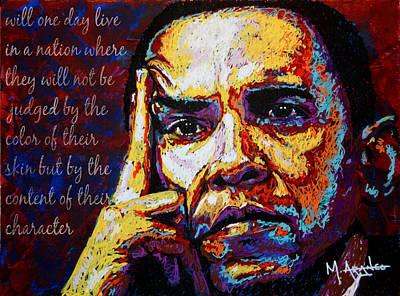 Obama Poster by Maria Arango