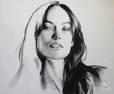 Olivia Wilde Poster by Miguel Lopez