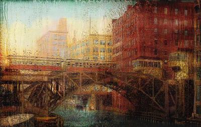 Once A Rainy Day Poster by Jack Zulli