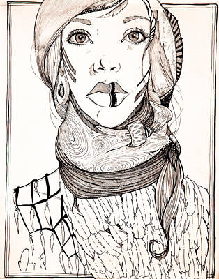 Orn  Poster by Morgane Xenos