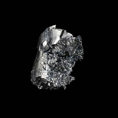 Osmium Poster by Science Photo Library