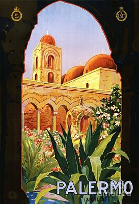 Palermo Poster by Pg Reproductions