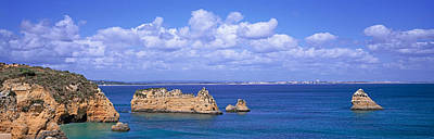 Panoramic View Of A Coastline, Southern Poster by Panoramic Images