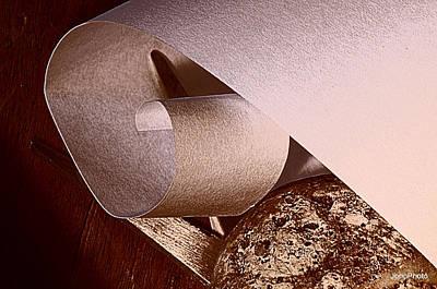 Paper Rock Scissors Poster by Jonathon Sitton