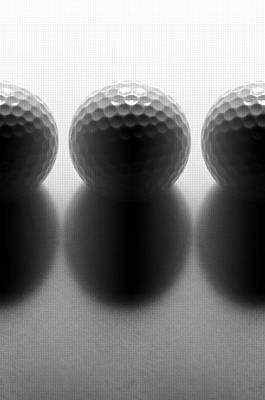 Par 3...golf Poster by Tom Druin