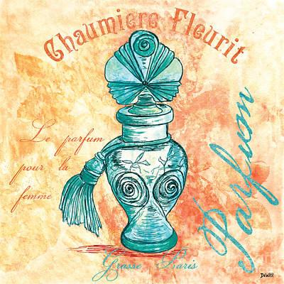 Parfum Poster by Debbie DeWitt